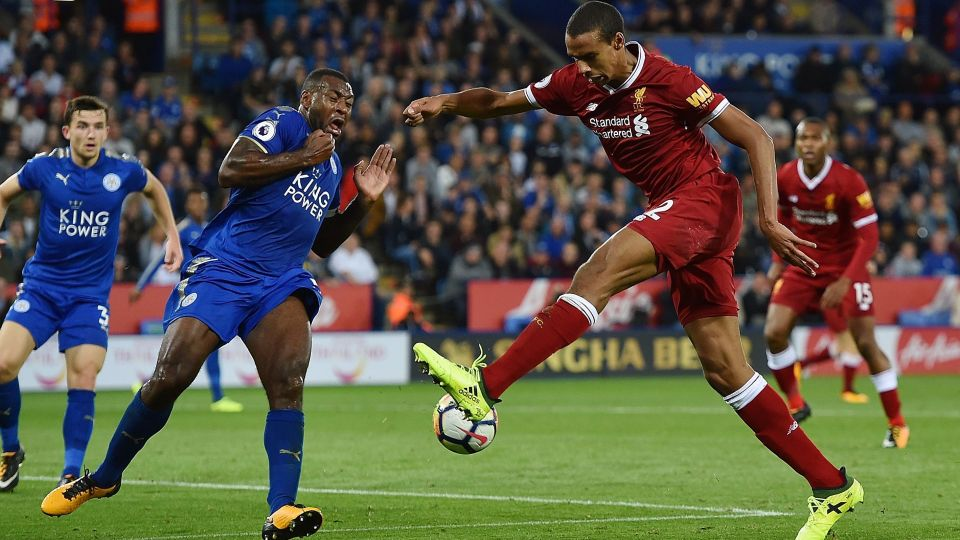 Leicester 2-3 LFC: Highlights