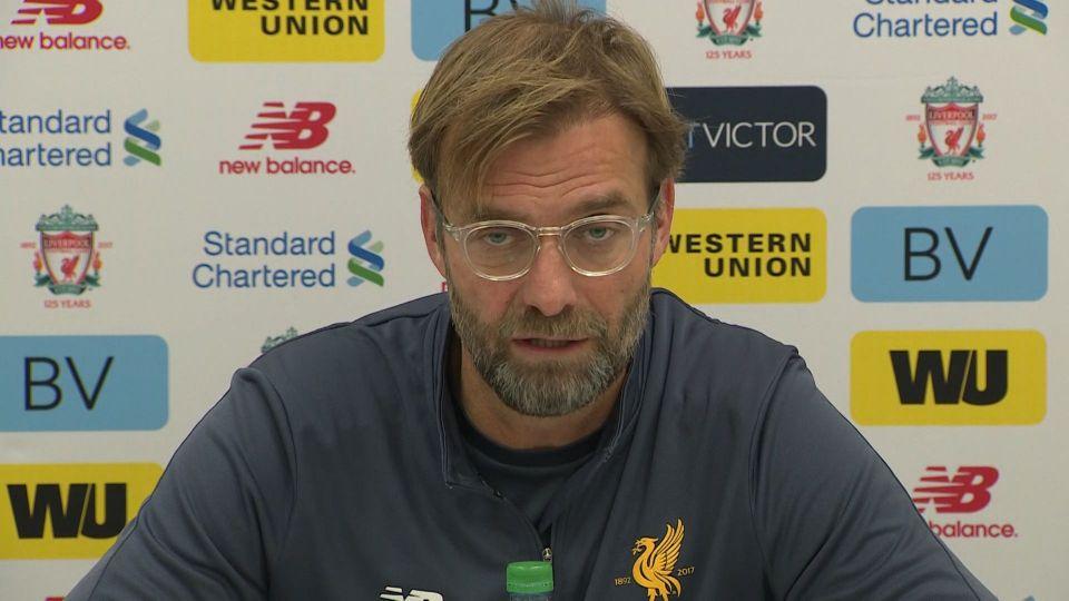Klopp's pre-Bournemouth press conference in full