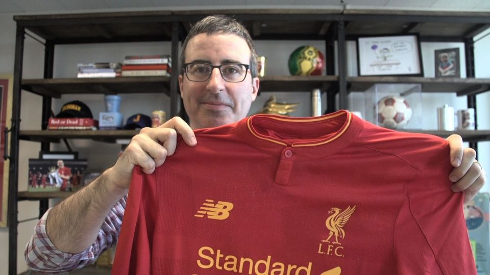 John Oliver on why you should watch the Reds this summer