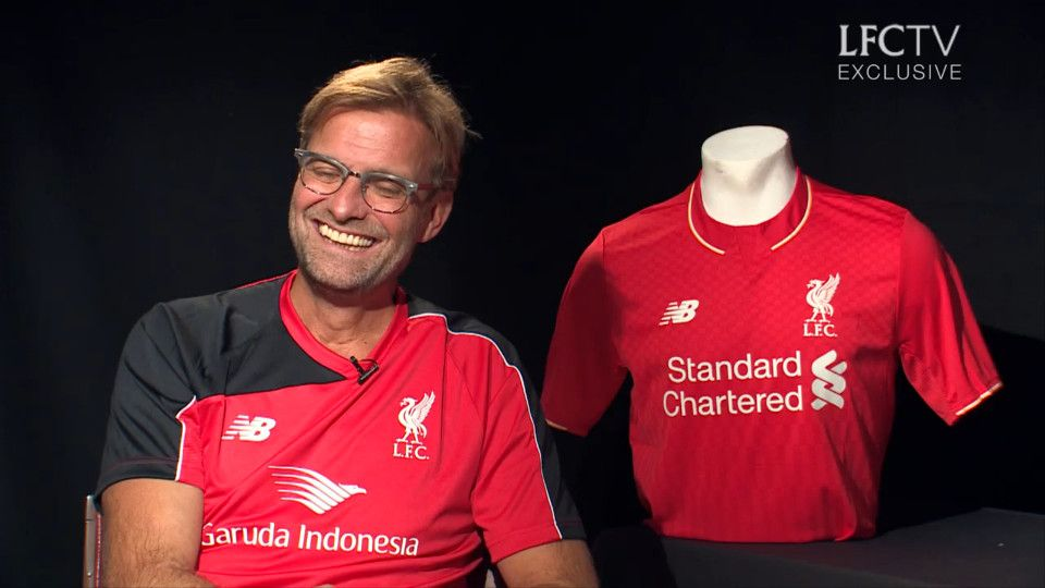 Jürgen Klopp: The First Interview