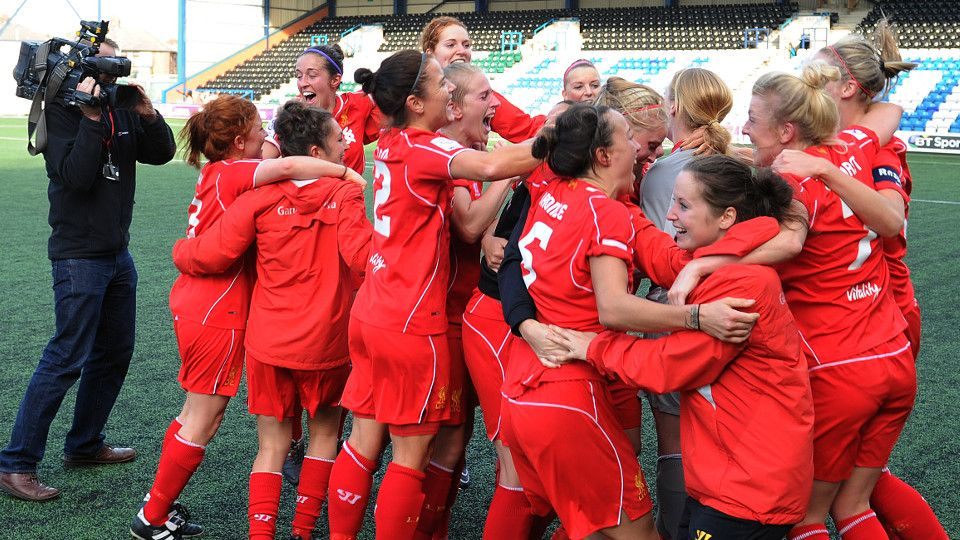 Watch Episode 8 of The LFC Ladies Show