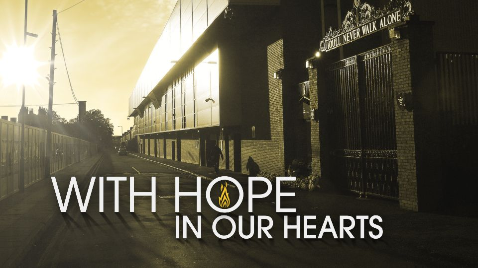 With Hope In Our Hearts