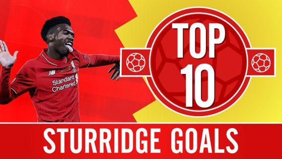 Top 10 LFC Goals