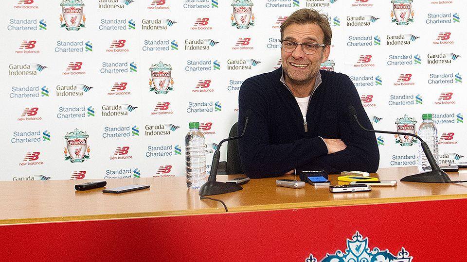 Klopp's pre-Watford press conference