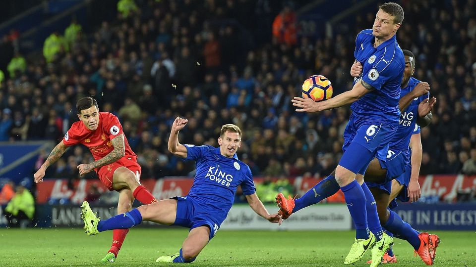 Highlights: Leicester City outfox Liverpool