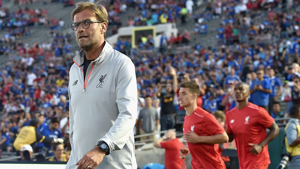 Klopp takes positives in Chelsea defeat