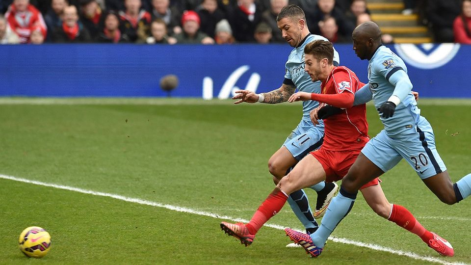 Lallana: The fans drove us on