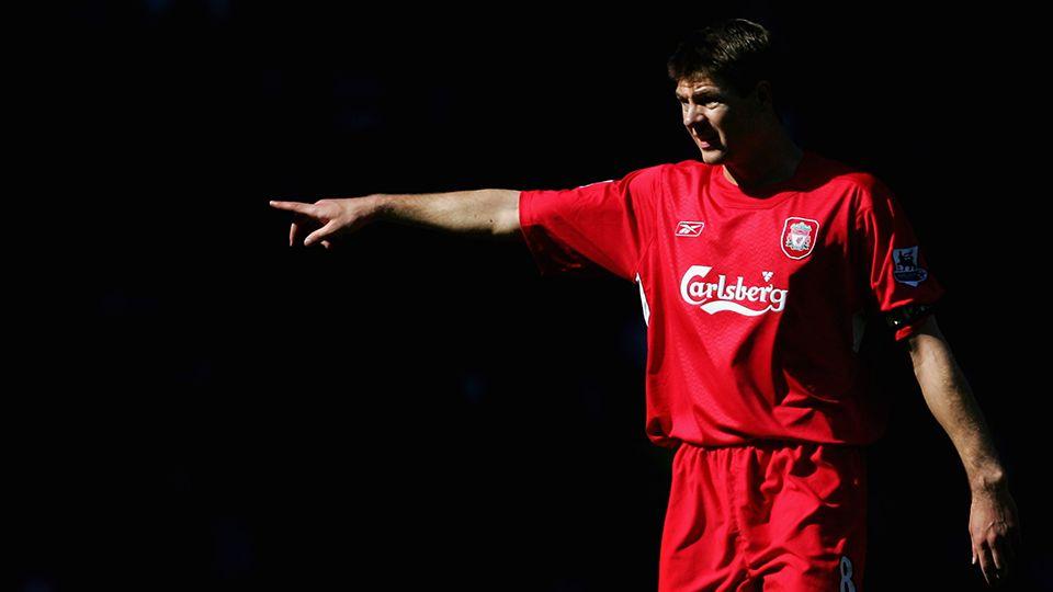 Gerrard: My Liverpool