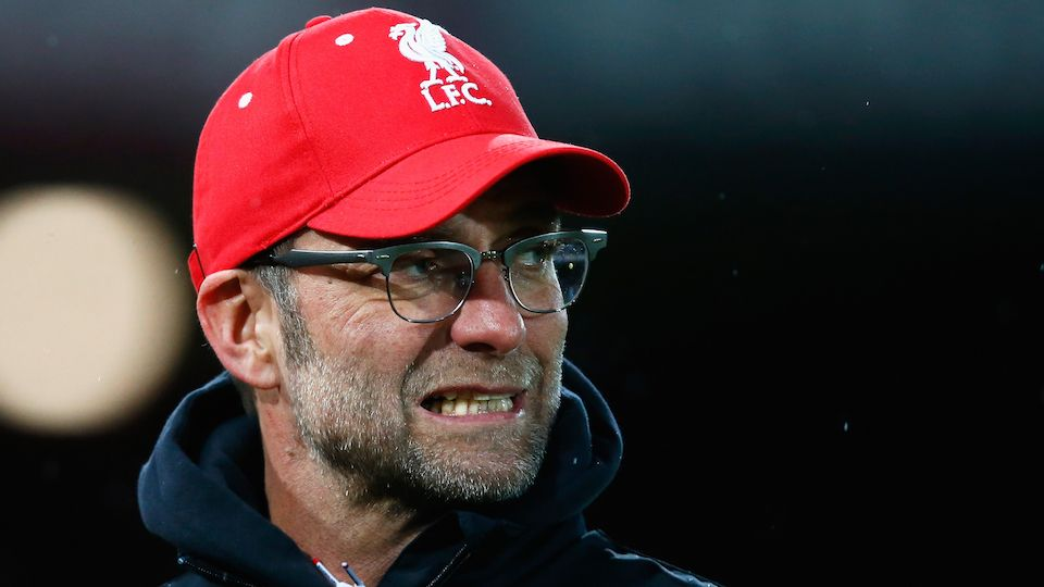 Klopp's reaction to Reds performance at the Boleyn Ground