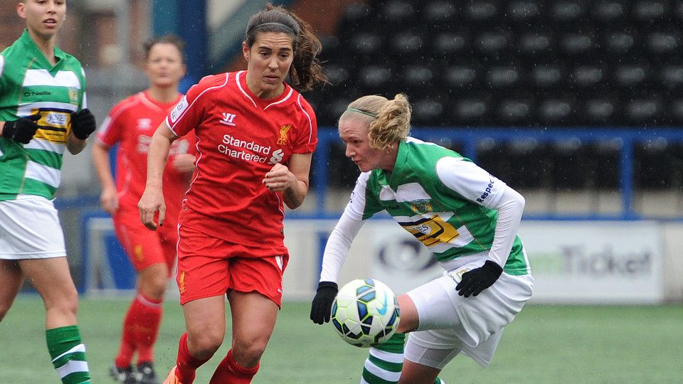 Liverpool Ladies: Extra Time