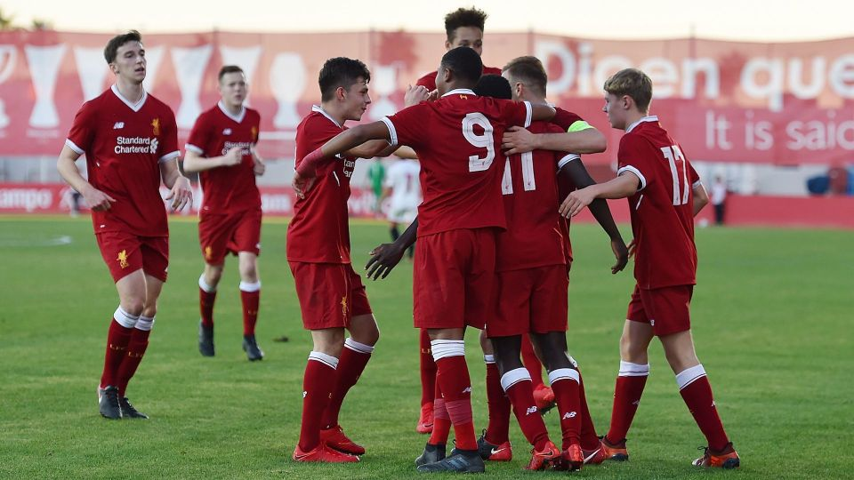 Highlights: U19s book their last 16 spot in style