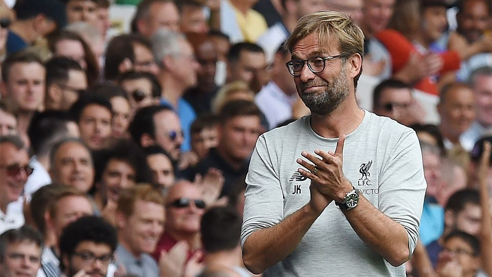 Jurgen Klopp post-Tottenham press conference