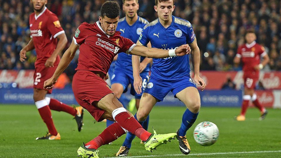 Leicester v LFC: 90 Seconds