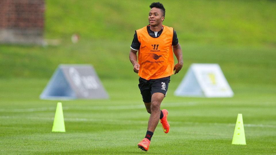 Sterling raring to go again
