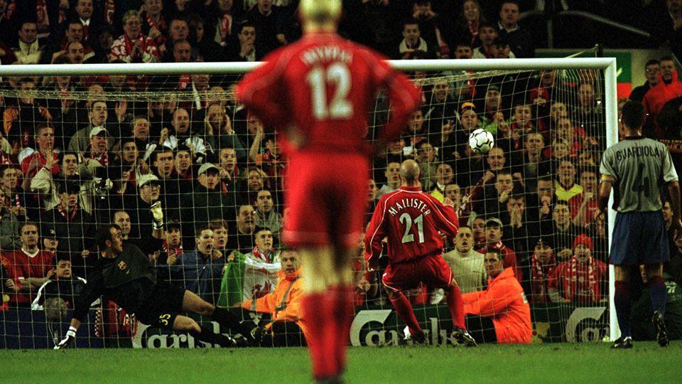 FREE: 19 European semi-final goals at Anfield