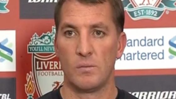 Rodgers' Norwich press call