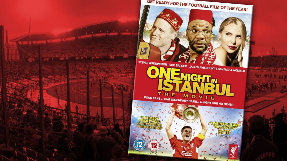 Watch One Night in Istanbul now!