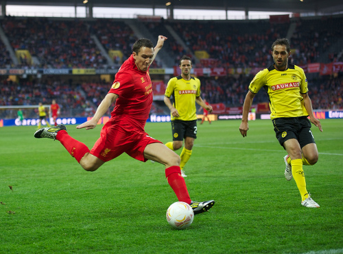 Young boys vs Liverpool