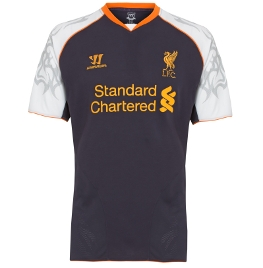 warrior, new third kit