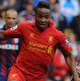 Sterling impresses for England - Liverpool FC