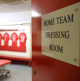 generic, team, anfield, changing, dressing, room