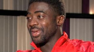 Kolo Toure exclusive
